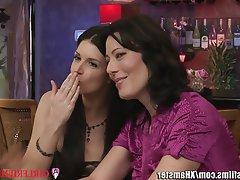 Big Boobs Cunnilingus Lesbian MILF