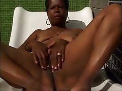 Granny Brazil Mature Blowjob