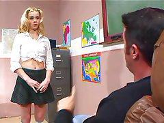 Anal Blowjob Blonde