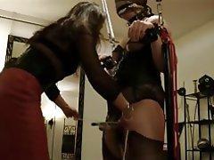 Amateur BDSM Femdom Foot Fetish