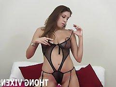 BDSM Femdom Lingerie POV