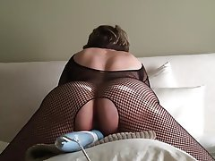 Lingerie Masturbation Mature Orgasm