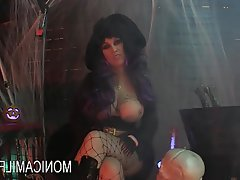Big Boobs Cosplay MILF Pornstar