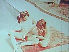 Lesbian Stockings Vintage