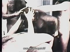 Blowjob Group Sex Hairy Mature Vintage