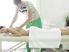 Babe Hairy Teen Massage