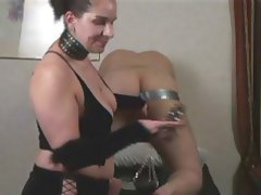 Anal BDSM Femdom Brunette