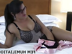 BDSM Bisexual Femdom Lingerie