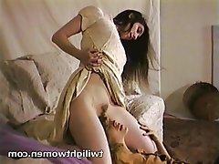 Brunette Lesbian Masturbation Orgasm