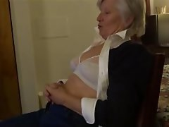 Amateur French Granny Mature