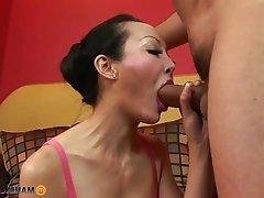Anal Asian Big Boobs Brunette