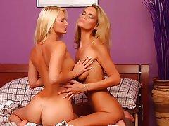 Cunnilingus Lesbian Orgasm Small Tits