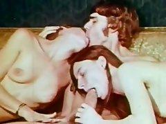 Hairy Threesome Vintage