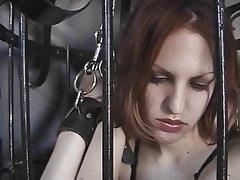 BDSM Lesbian MILF Brunette