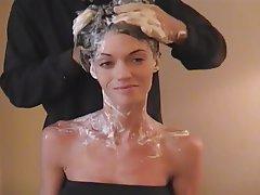 Amateur Brunette Massage Softcore