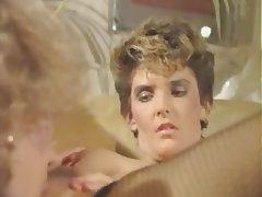 Blonde Cunnilingus Lesbian Pornstar Vintage