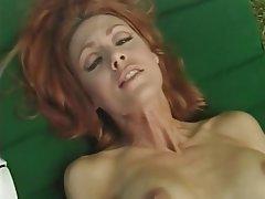MILF Blowjob Facial Redhead