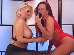 Big Boobs British Lesbian Old and Young Webcam
