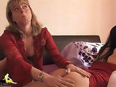 German Hairy Amateur Lesbian