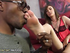 Cumshot Foot Fetish Hardcore Teen