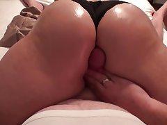 Amateur BBW Big Butts Cumshot