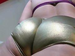 Big Butts Close Up POV Spandex