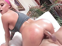 Anal Big Boobs Blonde Pornstar