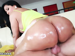 Babe Big Ass Blowjob Cumshot