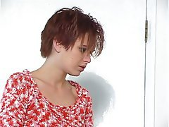 Lesbian Femdom Brunette Latex
