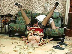 BBW Granny Mature Russian