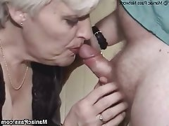 Facial Granny Hardcore Mature
