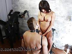 Arab BDSM Femdom