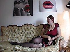 BDSM Cuckold Femdom German Nylon