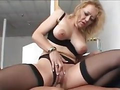 Granny Lingerie MILF Old and Young