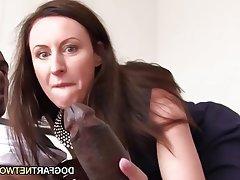 Big Boobs Brunette Cumshot Hardcore