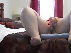Amateur BBW Masturbation Webcam