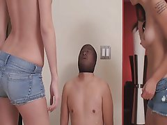 Babe BDSM Femdom Spanking