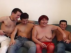 Granny Group Sex Mature