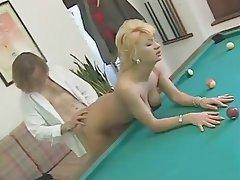 Italian MILF Pornstar Threesome