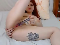 Amateur Big Boobs Double Penetration Redhead