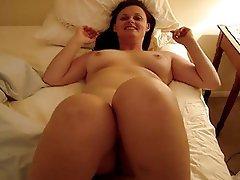 Amateur Babe Big Boobs Masturbation