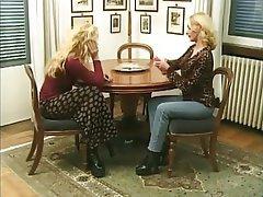 Amateur French Lesbian