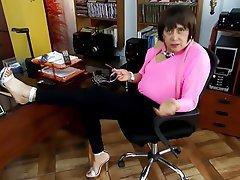 Anal Secretary Spanish