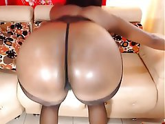 Big Butts Lingerie Webcam