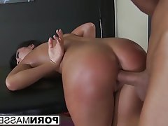Big Boobs Blowjob Facial Massage Pornstar