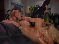 Ass Licking Lesbian MILF Orgasm