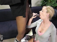 Anal BBW Big Tits Blowjob