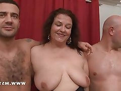 Amateur Arab BBW French