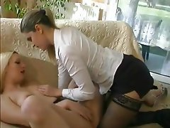 French Hardcore Lesbian