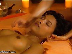 Brunette Massage MILF